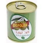 زيتون كوبوليفا اخضر علب 100 جرام