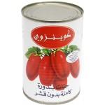 طماطم كوينزى ايطالى مقشر 400 جرام