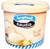 ايسكريم السعودية فانيليا 2ل