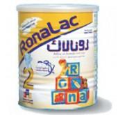 حليب اطفال رونالاك 2 فانيليا 400 جرام