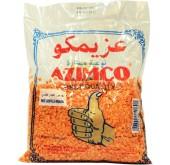 عدس احمر عزيمكو هندي 600 جرام